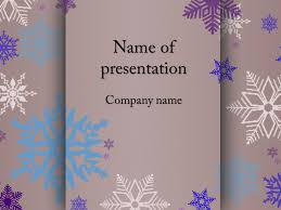 free christmas and winter holidays powerpoint templates for 2014