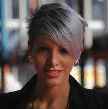 coupe cheveux gris ces jours ci plus populaire à court gris des idées de coiffure