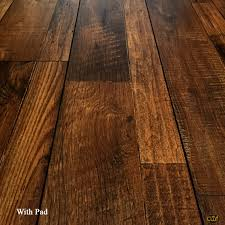 oak with pad 14 3 mm lifetime residential warranty