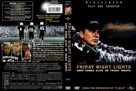 Friday Night Lights Real Story Friday Night Lights Movie Dvd Custom Covers 872friday Night