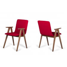 Red Dining Chair Buy Dining Room Chairs Furniture Modern Contemporary Dining