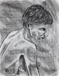 exhibition of life drawings helen peyton printmaker artist