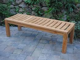 Backyard Bench Ideas Outdoor Backless Garden Bench Ideas U2014 Jbeedesigns Outdoor