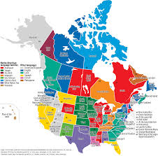 Blank Map Of Canada Provinces And Territories by Some Christmas Fun U2014translated Names Of The States Of The Us And