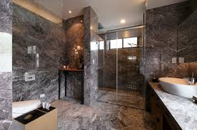 Marble Interior Walls Two Chic Apartments With Adaptable Home Style