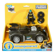 imaginext batmobile with lights fisher price imaginext dc super friends batman batmobile target