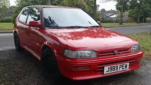 1991 Toyota Corolla Hatchback Used 1991 Toyota Corolla Gti Twin Cam 16v 1 6 In De23 Derby For