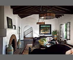 hacienda home interiors spanish style homes interior decorating google search living