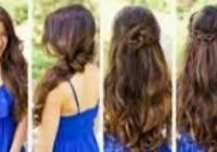 40 easy curly hairstyles short medium and long haircuts for