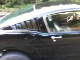 Mustang Fastback Black 1966 Mustang Fastback Black On Black Youtube