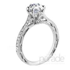ring mountings wedding favors cool engagement ring mountings diamond line