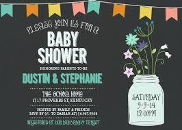 Mason Jar Baby Shower Ideas Mason Jar Baby Shower Rustic Baby Chic