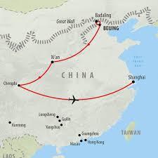 Kunming China Map by Beijing Xian Chengdu U0026 Shanghai Private Tour On The Go Tours