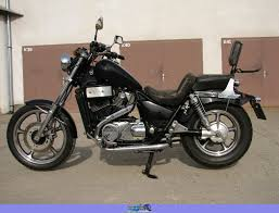 2003 Shadow 750 Streetbike Rider Picture Website
