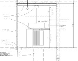 understanding xcel design requirements for transformer rooms