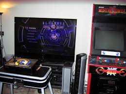 my mk arcade stick setup initial impressions mortal kombat