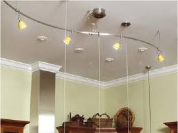 Ceiling Track Lighting Fixtures Track Kitchen Ceiling Lighting Zach Hooper Photo Design Ideas