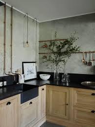 cuisine avec plan de travail en granit plan de travail quel matériau choisir côté maison