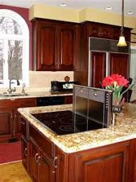 kitchen islands with cooktop 29 best island cooktop images on kitchens cuisine
