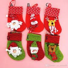christmas stockings sale 2017 hot sale christmas decorations stocking christmas gift bag