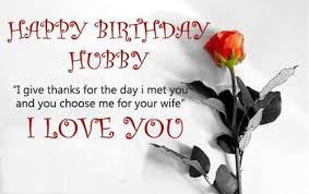 birthday wishes for husband greetings text messages for husband