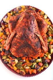 cajun turkey with roasted vegetables the nutritionist reviews