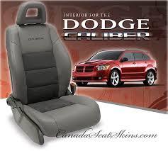 2007 Dodge Caliber Interior 2007 2009 Dodge Caliber Katzkin Leather Upholstery