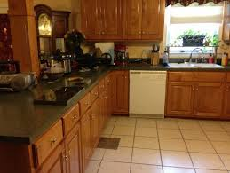 what color to paint kitchen with maple cabinets and granite