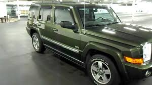 2006 jeep commander 65th anniversary edition 42k miles 15 995