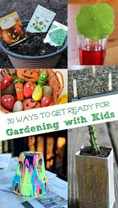 Pinterest Gardening Crafts - 30 early garden crafts u0026 ideas for kids planting frugal and