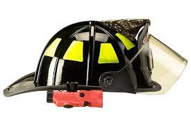 streamlight firefighter helmet light streamlight vantage 180 led helmet right angle light