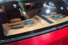 Cool Custom Car Interiors At Sema Lowrider Magazine