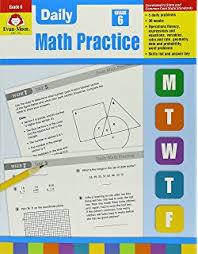 daily science grade 6 daily practice books evan moor