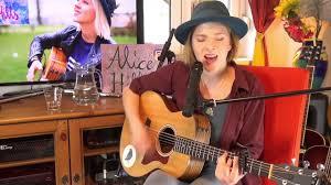 Wohnzimmerkonzert Alice Hills Im Wohnzimmerkonzert Part Of Me Youtube