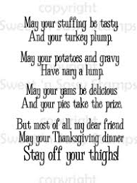 thanksgiving poem digital st sweet n sassy sts