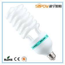 100w cfl light bulbs china 100w 105w half spiral energy saving l cfl light china