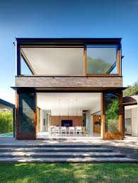 tzannes associates design a house with indoor outdoor rooms