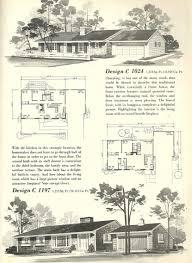 vintage home plans vintage house plans 3163 antique alter ego 1960s luxihome