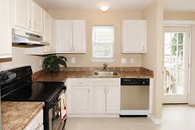 Best Countertops For White Kitchen Cabinets Neutral Granite Countertops Hgtv With White Kitchen Light