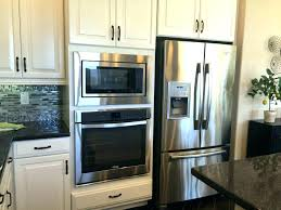 build wall oven cabinet wall oven cabinet dimensions single wall oven cabinet kitchen ovens