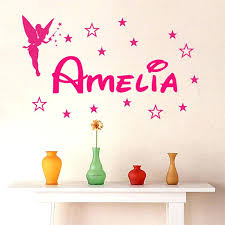 Wall Name Decals For Nursery Personalized Wall Name Decals Plus Buy New Custom Personalized