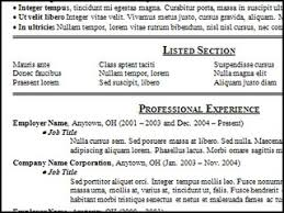 How To Do My Resume How To Make Your Resume Stand Out Thejobbored Com