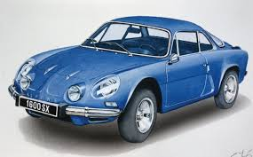 renault alpine a110 1962 renault alpine a110 picture 92993