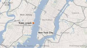 Nj Train Map It Sounded Like A Bomb U0027 New Jersey Train Crash Kills 1 Injures