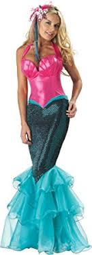 mermaid costume incharacter costumes women s mermaid costume clothing