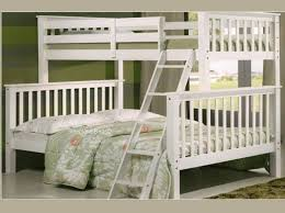 White Double Bunk Beds Ft Over Ft  Double Chiltern Bunk Bed - Double bunk beds