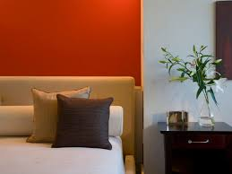 Red Accent Wall by Best Colors For Master Bedrooms Hgtv