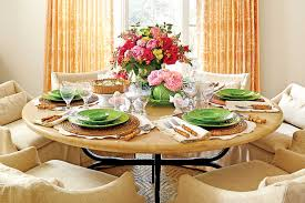 Easter Decorating Ideas Table Setting by Easter Recipes And Ideas Southern Living