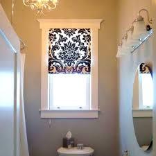 Window Dressing Ideas by Bathroom Bathroom Corner Window Treatment Ideas Bathroom Window