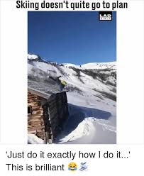 Skiing Memes - 25 best memes about skiing skiing memes